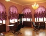 Шторы для общественных объектов пошив штор в Одессе