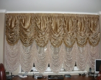 Французские пошив штор в Одессе
