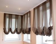 Лондонские пошив штор в Одессе