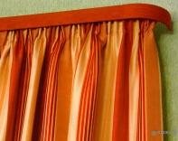 Потолочные карнизы пошив штор в Одессе
