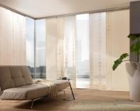 Японские панели пошив штор в Одессе
