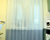 На люверсах пошив штор в Одессе