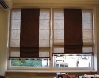 Римские пошив штор в Одессе