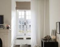 Шторы для зонирования и Текстильные перегородки пошив штор в Одессе
