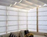 Шторы для коттеджа пошив штор в Одессе